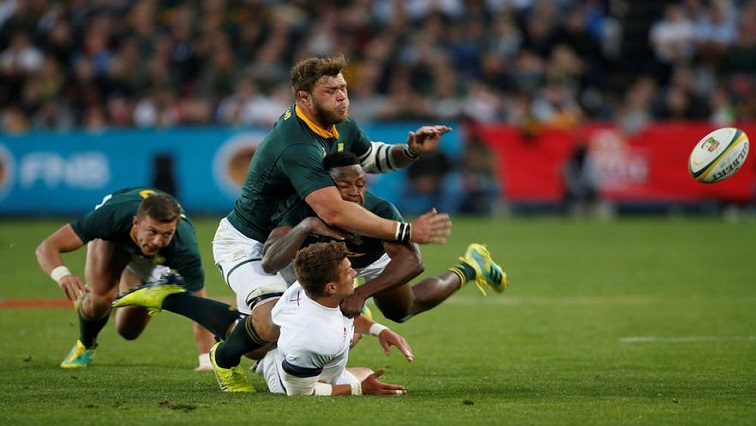 "SABC News Springboks Reuters - 'Boks have devised ""right system"" for World Cup'"