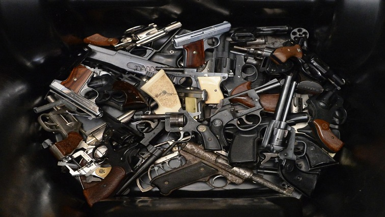 SABC News  Firearms - Police lose over 500 firearms this year