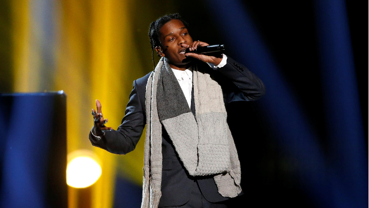 SABC News AAP Rocky Reuters - A$AP claims he tried to avoid the fight that has landed him in custody
