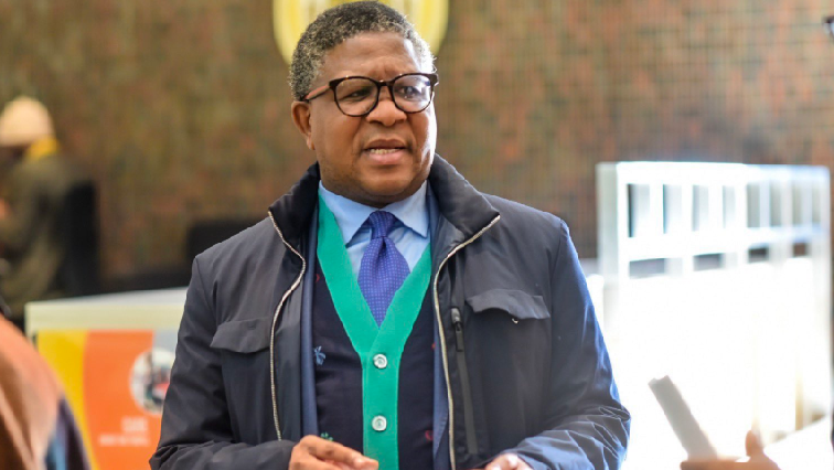 SABC News Fikile Mbalula Twitter@MbalulaFikile - Mbalula to launch the Ministerial War Room on Prasa