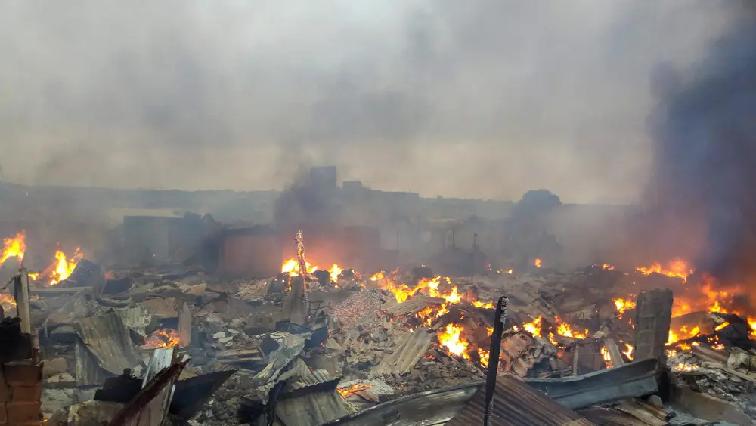 Mexico Fire