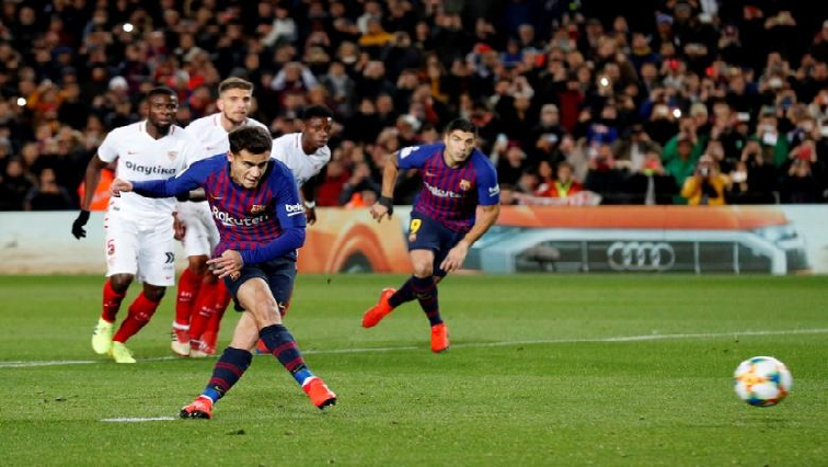 SABC News Philippe Coutinho Reuters - Bayern Munich sign Coutinho on loan deal