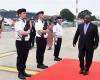 Ramaphosa arrives in France ahead of G7 Summit