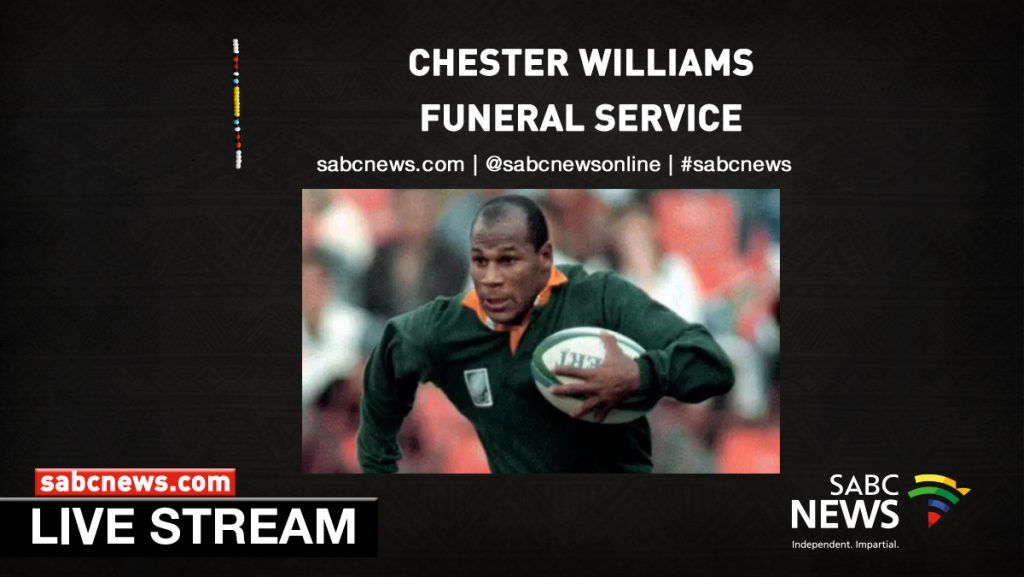 CHESTER Livestream banner 1024x577 - WATCH: Chester Williams' funeral