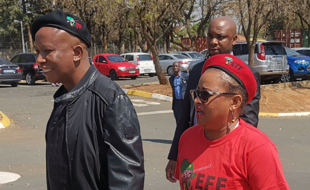 Malema - Malema warns those he says are using NPA, Hawks to settle scores