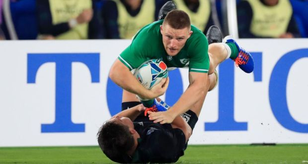 SABC Digital News Rugby World Cup Ireland - Ireland's victory lap over Japan