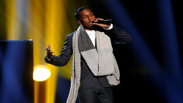 SABC News AAP Rocky R 1 - US rapper A$AP Rocky will not challenge assault conviction: lawyer