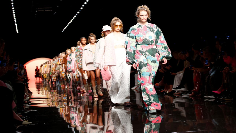 Armani sees airy spring for Emporio line, Fendi picks earthy tones in Milan - SABC News - Breaking news, special reports, world, business, sport coverage of all South African current events. Africa's news leader.