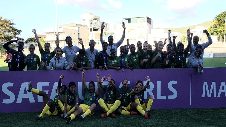 SABC News Bantwana Twitter - Bantwana bags silver at COSAFA Women's U-17 champions