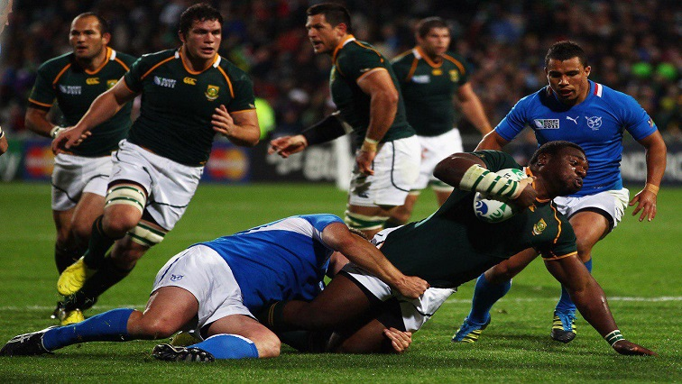 SABC News Boke Twitter - Springboks expecting backlash from well-known Namibia in African derby
