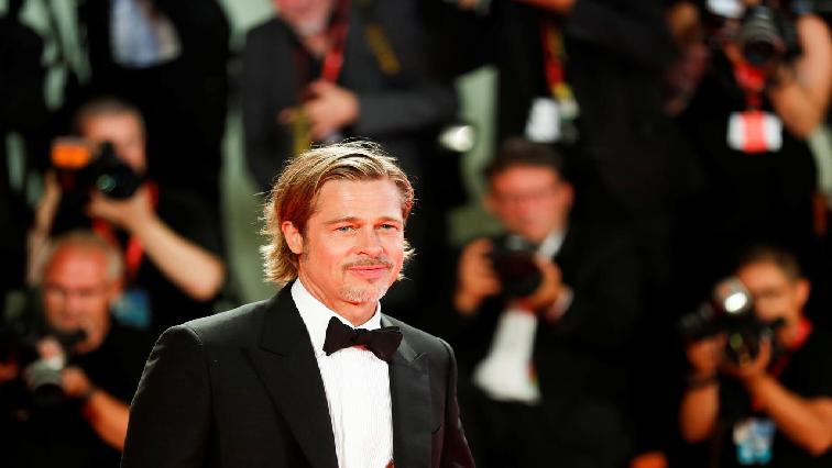 SABC News Brad Pitt - Who calls the tunes in space? Brad Pitt asks NASA astronaut