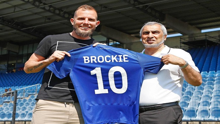 SABC News Brockie Twitter 1 - Brockie looking for a new lease of life after Maritzburg switch
