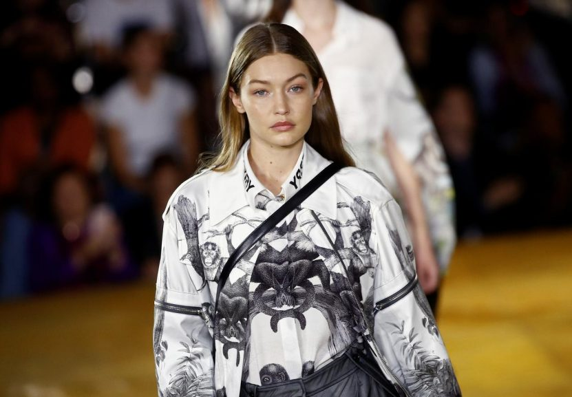 SABC News Burberry Reuters 831x577 - Tisci takes Burberry's Victorian past to the future in spring show