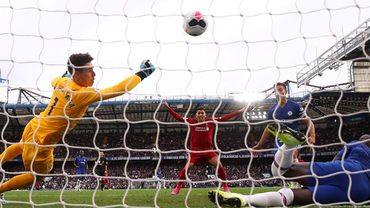 SABC News Chelsea vs Liverpool 1 - Leaders Liverpool stay perfect with 2-1 win at Chelsea