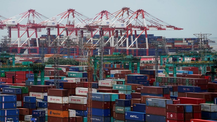SABC News China Reuters - China's August exports unexpectedly shrink as US shipments slump
