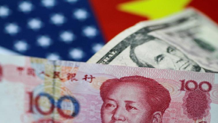 SABC News China and US money R - China, US kick off new round of tariffs in trade war