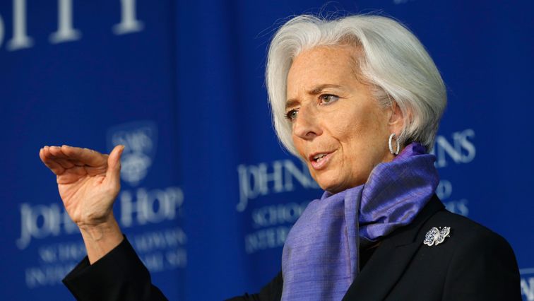 SABC News Christine Lagarde.R - Draghi's parting shot leaves next ECB boss with existential dilemma