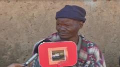 David Mabusana Mahlangu