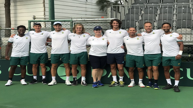 SABC News Davis Cup Twitter - Cape Town geared for Davis Cup action this weekend
