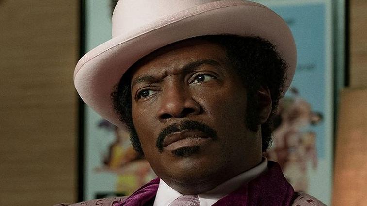 SABC News EddieNetflix - Eddie Murphy brings Dolemite to the big screen in a new biopic