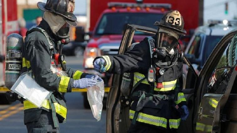 SABC News Fire Reuters - Cape Town congratulates Toughest Firefighter Alive participants