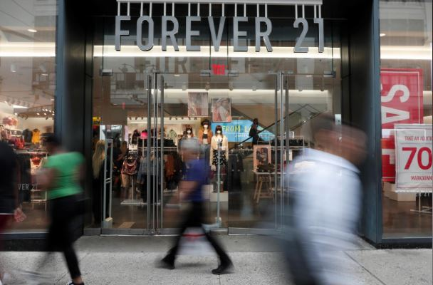 SABC News Forever 21 R - Fashion retailer Forever 21 files for bankruptcy