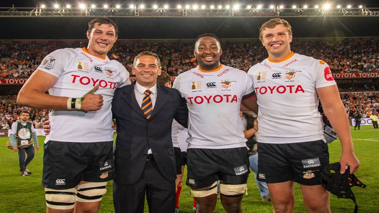 SABC News Franco Smith Twitter - Smith on significance at Cheetahs rugby over success