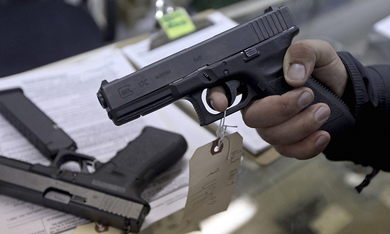 SABC News Guns Reuters - Four killed in suspected gang related shooting