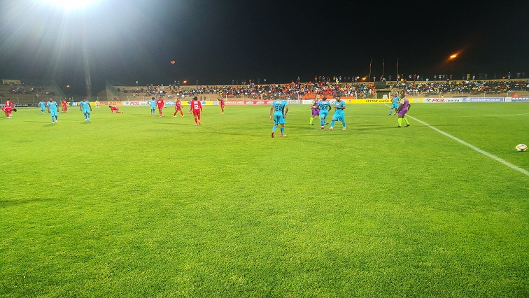 SABC News Highlands Park Twitter 1 - Highlands Park reaches their first cup final in 36 years