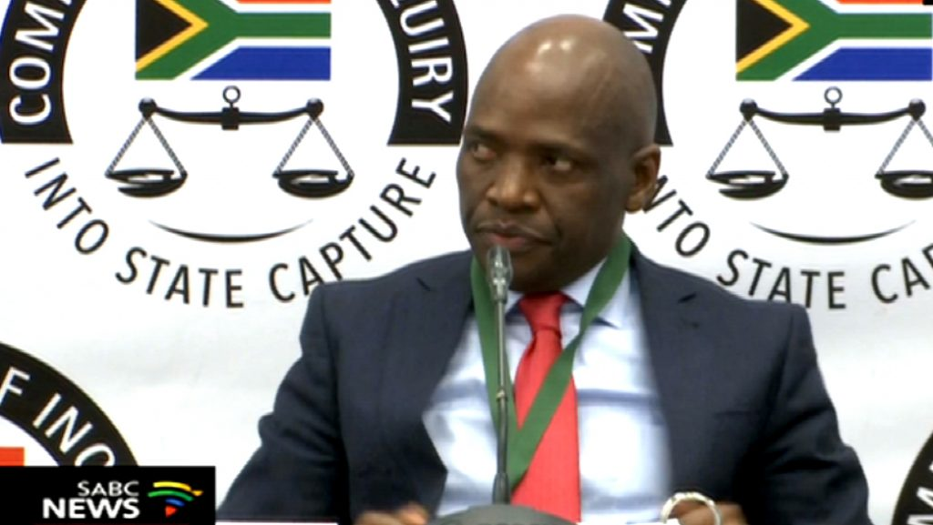 SABC News Hlaudi Motsoeneng 2 1 1024x577 - Motsoeneng to conclude testimony at State Capture Inquiry