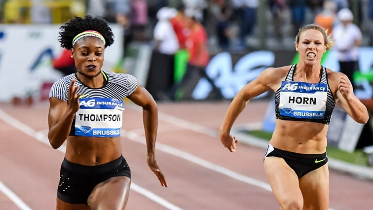 SABC News Horn.jpg Twitter@ - SA sprinter Horn handed provisional doping ban