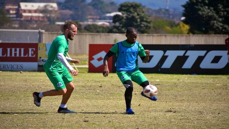 SABC News Jeremy Brockie Twitter - Maybe we need a Sangoma to win: Mosimane