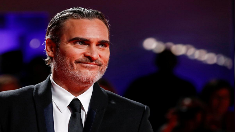 SABC News Joaquin Phoenix R - 'Joker' raises concern for US movie theatre massacre families
