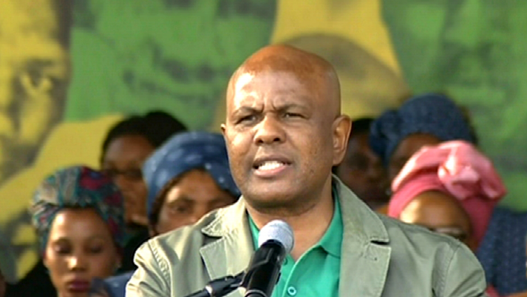 SABC News Joseph Mathunjwa P - AMCU expected to elect new president
