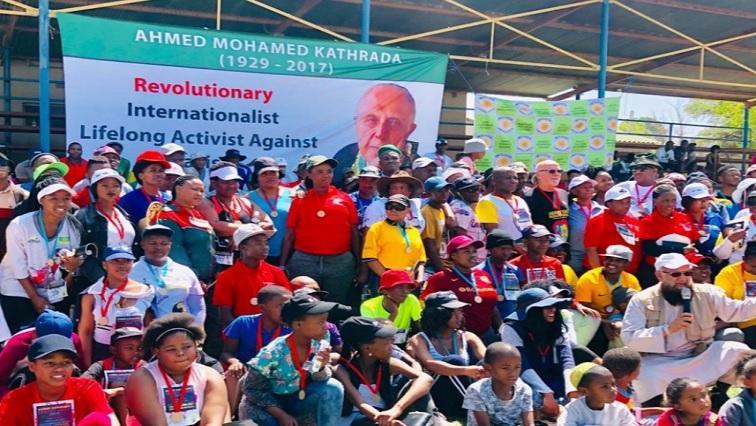 SABC News Kathrada - Ahmed Kathrada Foundation marks Heritage Day through Legacy Walk