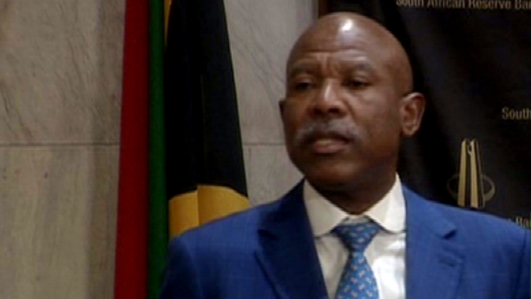 SABC News Kganyago P  - Reserve Bank keeps interest rates unchanged