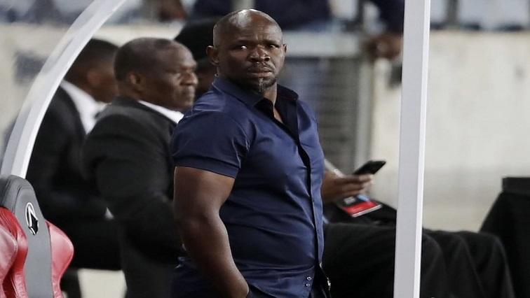 SABC News Komphela Twitter 2 - Komphela on axed coaches and building towards Arrows' next game