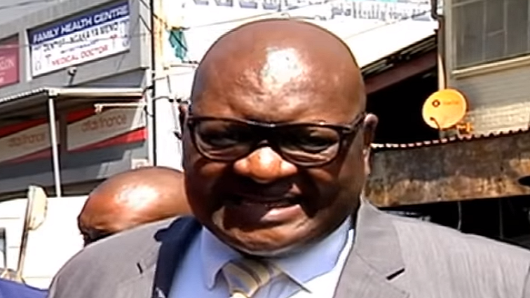 SABC News Makhura2 - Makhura threatens to deploy army if looting continues