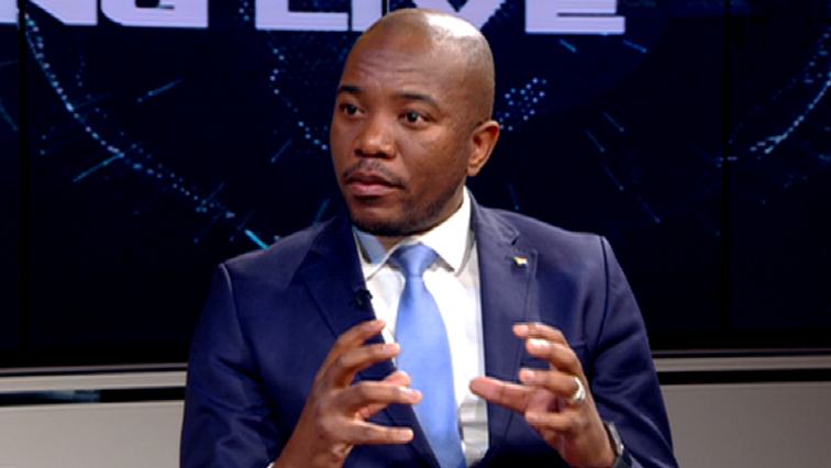 SABC News Mmusi Maimane 2 - DA calls on Ramaphosa to speak out against current violence in Gauteng