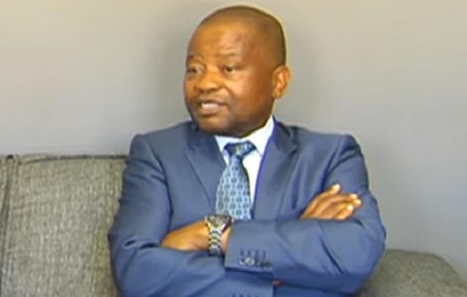 SABC News Moyo P - Moyo refused entry at Old Mutual