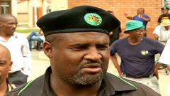 Mzwanele Nyhontso
