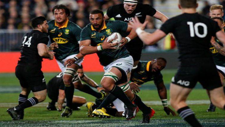 SABC News New Zealand and Boks Reuters - New Zealand more focused on Springboks than World Cup for now