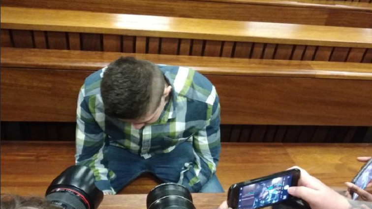 SABC News Nicholas Ninow Twitter @LielaMagnus - Dros rapist told mother 'you are disturbing me', whilst child called for help