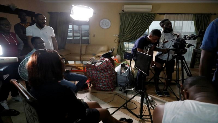 SABC News Nollywood R - Action! Nigeria's film industry draws global entertainment brands