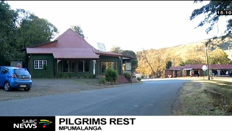 SABC News Pilgrims P - Tourism soars again in Pilgrim's Rest, Mpumalanga