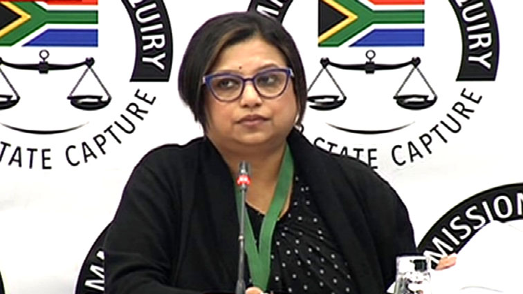 SABC News Pillay - The SABC's Krivani Pillay testifies at State Capture Inquiry on banning of protest coverage
