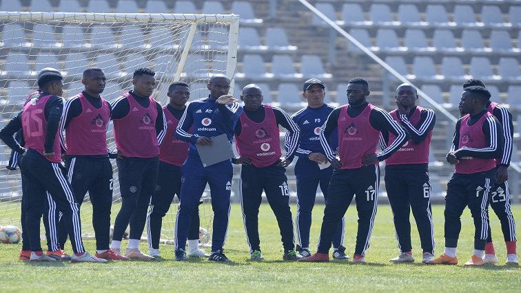 SABC News Pirates Twitter - Pirates' Mokwena laments lack of opportunities given to young coaches