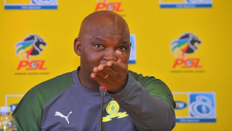 SABC News Pitso Twitter 3 - We will use experience against SuperSport United: Mosimane