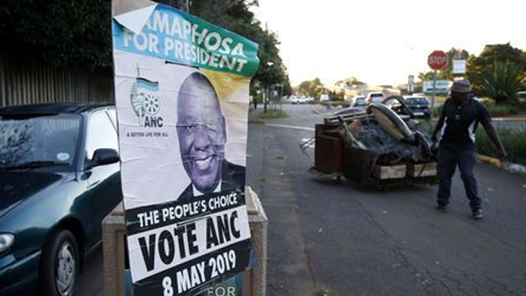 SABC News Poster R - Mashatile probes ANC's R100 million election posters deal