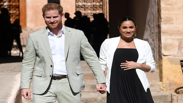SABC News Prince Harry Meghan Markle R - Engagement with Prince Harry and wife Meghan a rare privilege – Tutu